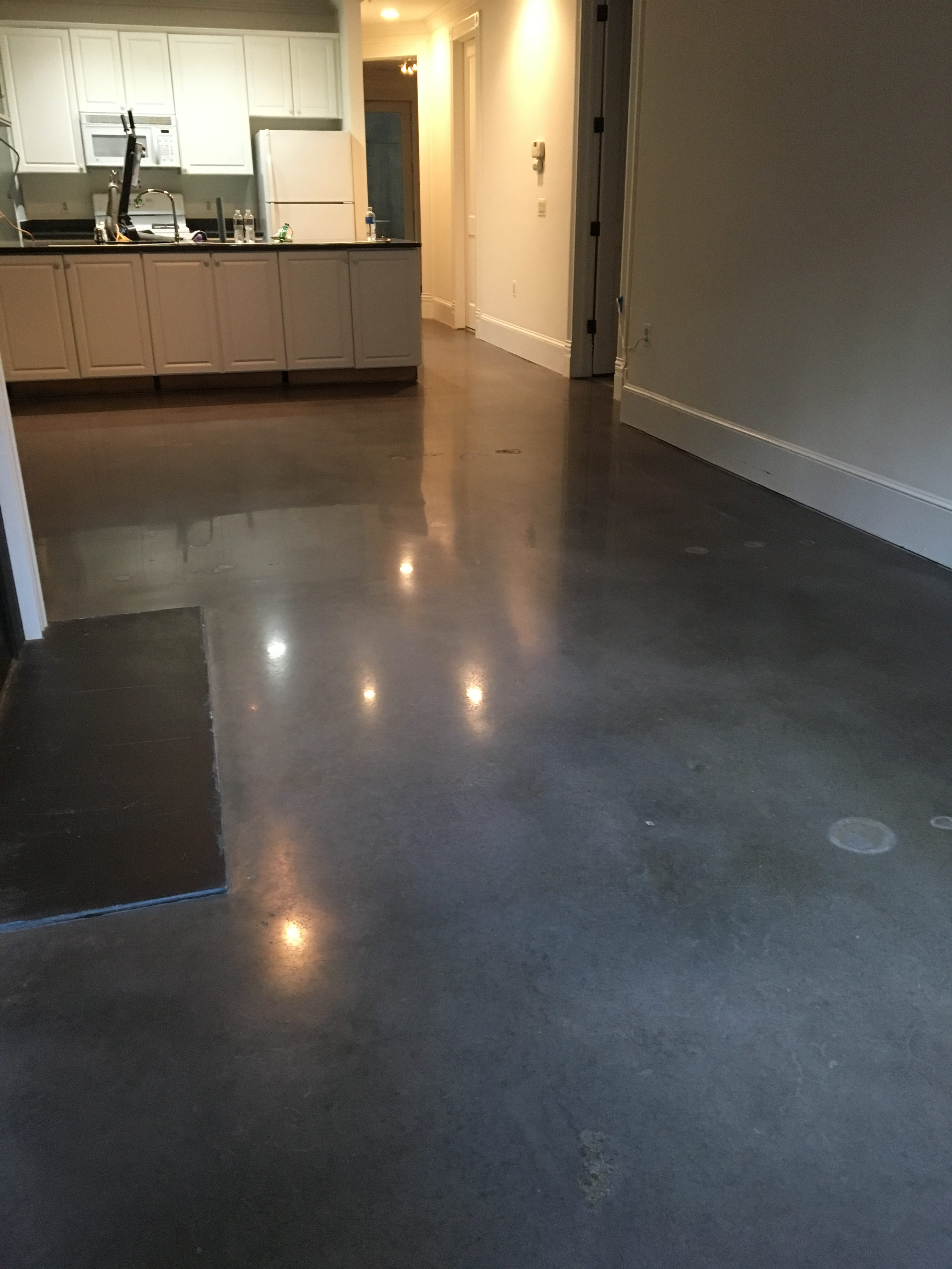 Washington Dc Decorative Concrete Flooring Service East